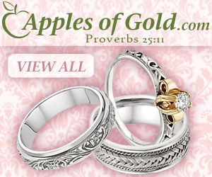 popular jewelry stores: apples of gold