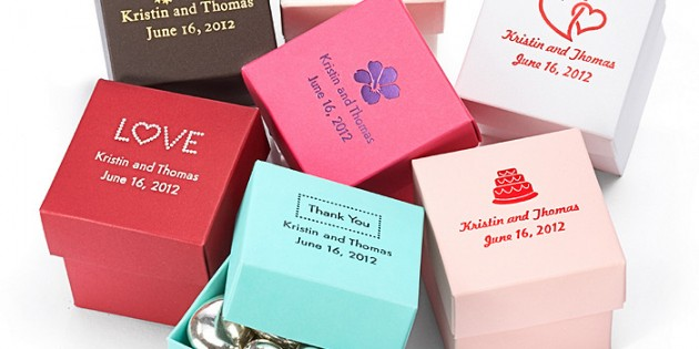 Wedding Favors and Essentials for Your Wedding